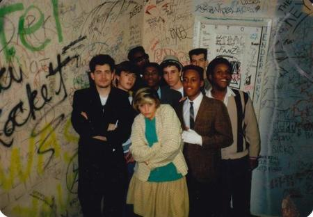 No Doubt At Fender's Long Beach, Ca 1987