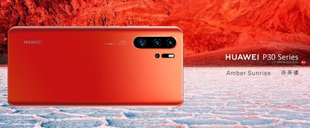 Huawei P30 Pro Rojo Mexico