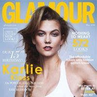 Glamour UK: Karlie Kloss