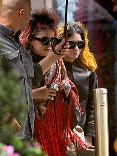 Las hermanas Olsen y los pelos que me gastan