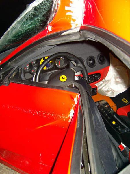 Ferrari 360 Challenge Stradale en Brasilia