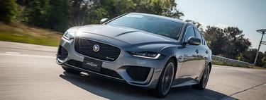 Jaguar XE 2020, al volante de un británico con espíritu de gran turismo