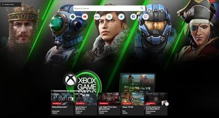 Edge Xbox