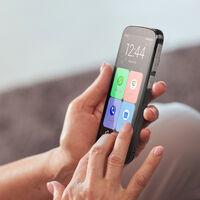 SPC APOLO: nuevo móvil asequible para personas mayores con Android GO y una batería de 2.200 mAh