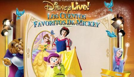 """""""Los Cuentos Favoritos de Mickey"""", de gira por España"""