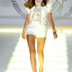 Foto 1 de 44 de la galería versace-primavera-verano-2012 en Trendencias