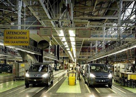 La planta de Citroën Vigo fabricará furgonetas eléctricas en 2013