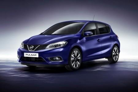 Nissan Pulsar 2015 - el nuevo hatchback japonés