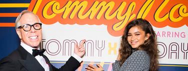 Zendaya, Gigi Hadid y Olivia Palermo, entre las invitadas al 'front row' del desfile de Tommy Hilfiger