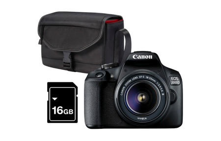 Canon Eos 2000d Kit 3