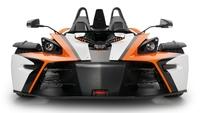 KTM prepara una versión civilizada del X-Bow