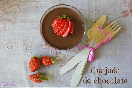 Cuajada De Chocolate4v2