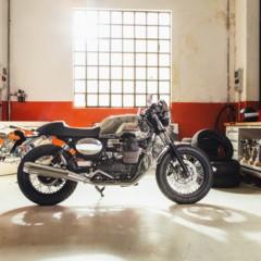 Foto 2 de 9 de la galería garage-moto-guzzi-v7-ii en Motorpasion Moto