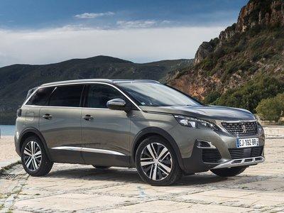Peugeot 5008 2019: Precios, versiones y equipamiento en México