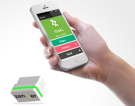 Zenzzer, dispositivo hecho en México que verificará si recibimos litros completos de gasolina