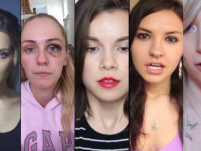 Ocho vídeos, ocho mujeres, ocho aprendizajes, ocho historias de lucha y valentía