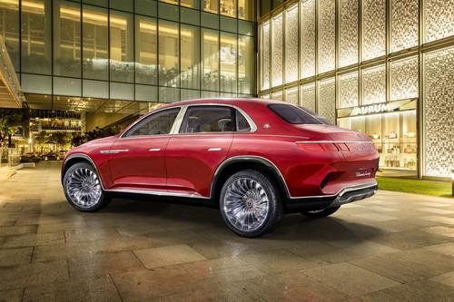 El Mercedes-Maybach Ultimate Luxury es un SUV sedán que desafía a la lógica y a la mercadotecnia