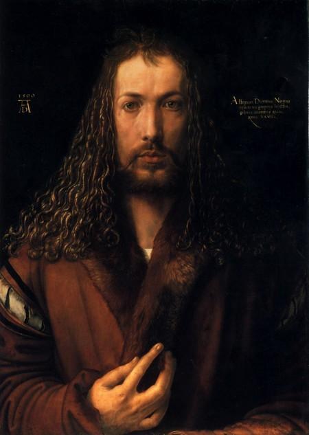 Donatello Artist Self Portrait 213