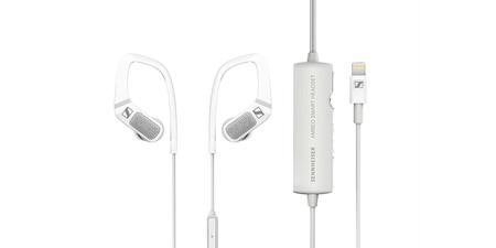 Auriculares Sennheiser Ambeo Smart para sonido de vídeo 3D con conector Lightning por 88,97 euros en Amazon