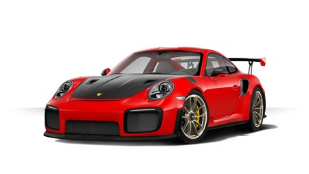 porsche 911 gt2 rs ya puedes configurar tu bestia ideal. Black Bedroom Furniture Sets. Home Design Ideas
