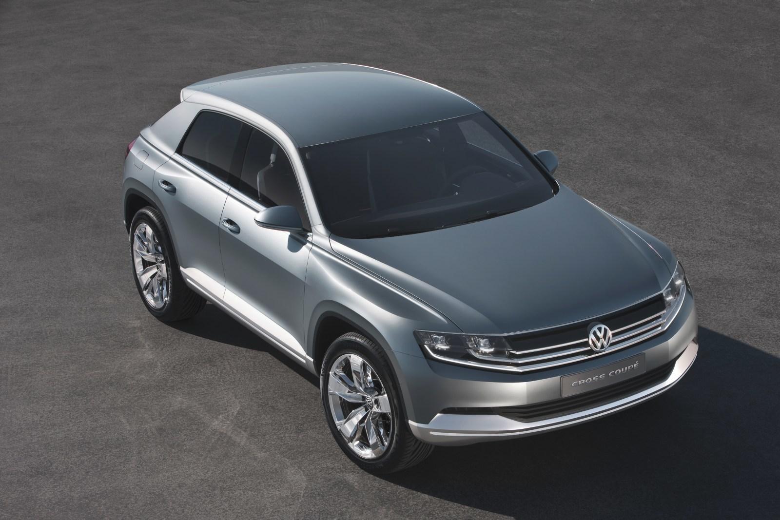Foto de Volkswagen Cross Coupé (6/10)