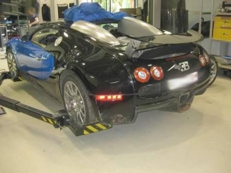 Subasta de Bugatti Veyron
