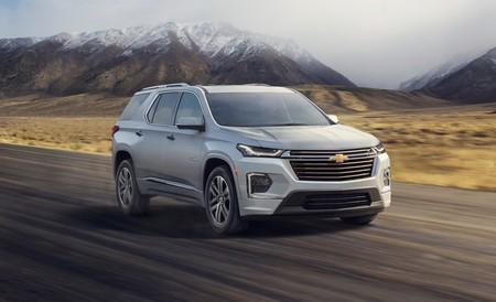 Chevrolet Traverse 2021 se pone al día con más tecnología y seguridad para todas las versiones