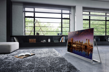 Diseño vanguardista, 4K, HDR y Firefox OS; así es la nueva gama de televisores de Panasonic