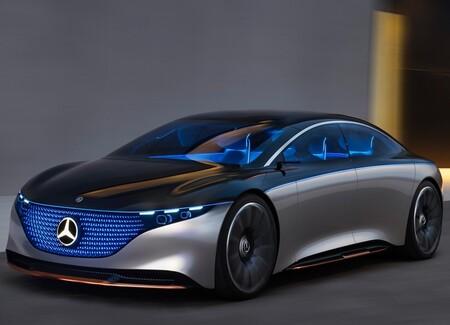 Mercedes Benz Vision Eqs Concept 2019 1600 0b