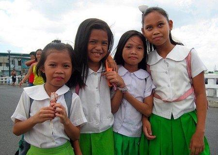 escuela chicas