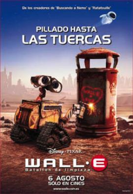 'Wall-E', poesía cinematográfica