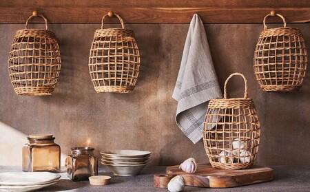 cesta para colgar