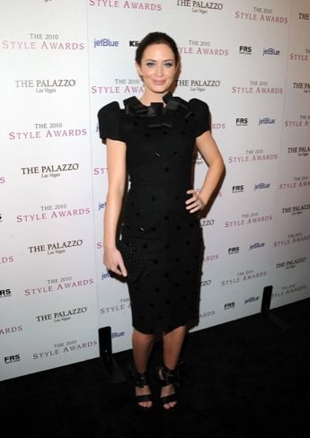 2010 Style Awards: Emily Blunt