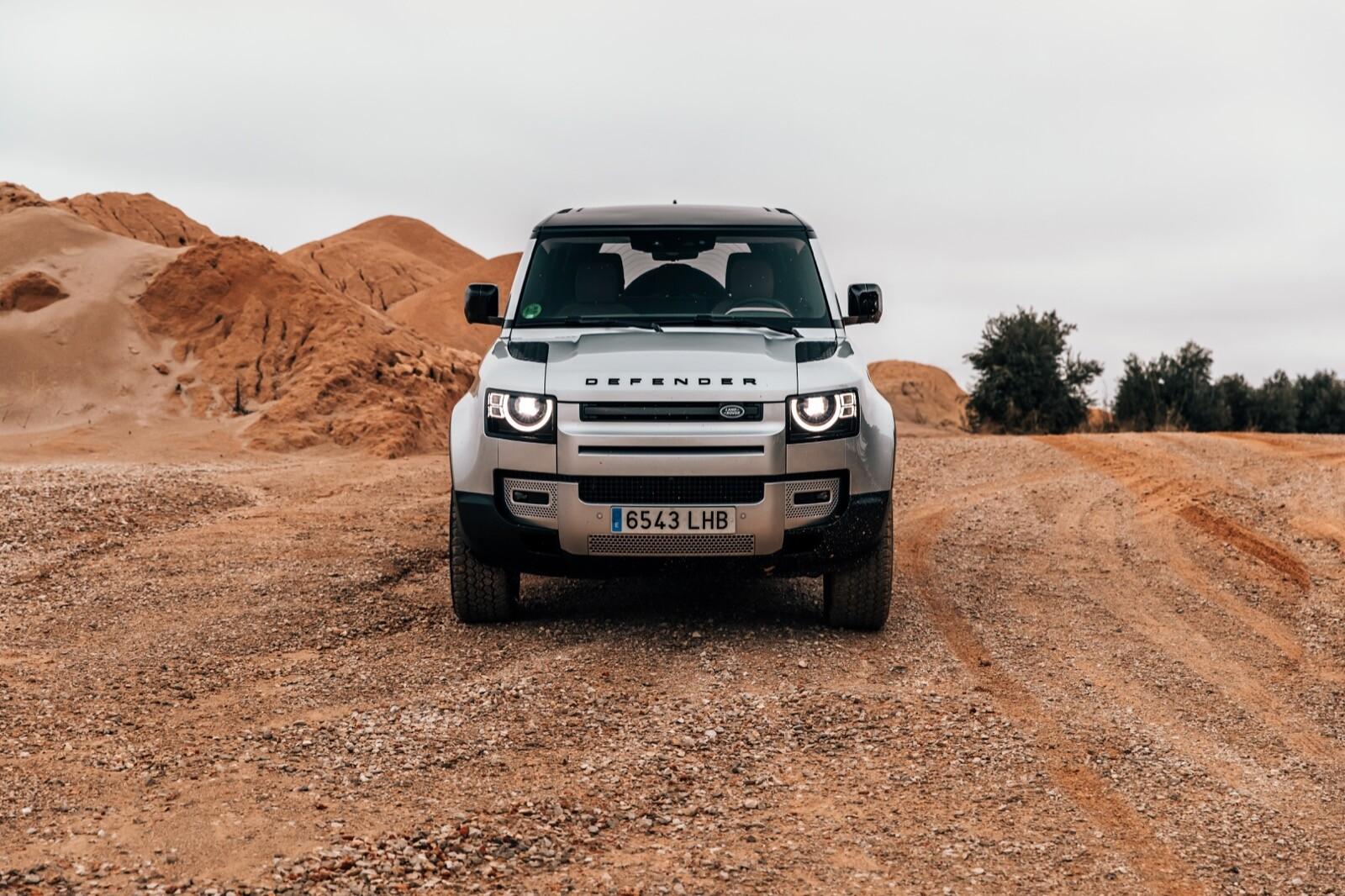 Foto de Land Rover Defender 110 (prueba) (22/41)