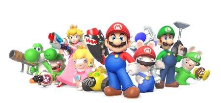 'Mario + Rabbids: Kingdom Battle' es real, Nintendo y Ubisoft lanzan un loquísimo crossover en E3 2017