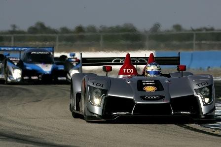 El Audi R15 vence su primer duelo contra el Peugeot 908 en las 12 Horas de Sebring