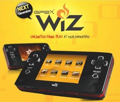 GP2X Wiz, mejorando las prestaciones