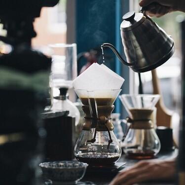 Guía básica de métodos de extracción de café