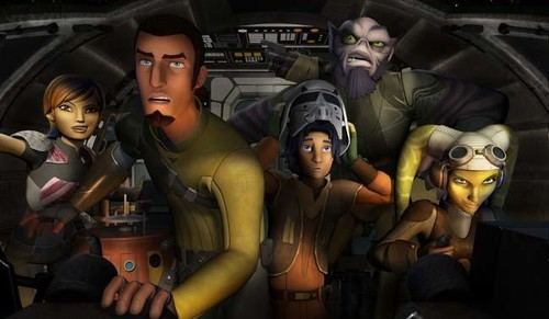 'Star Wars Rebels', un buen regreso a la trilogía original de George Lucas