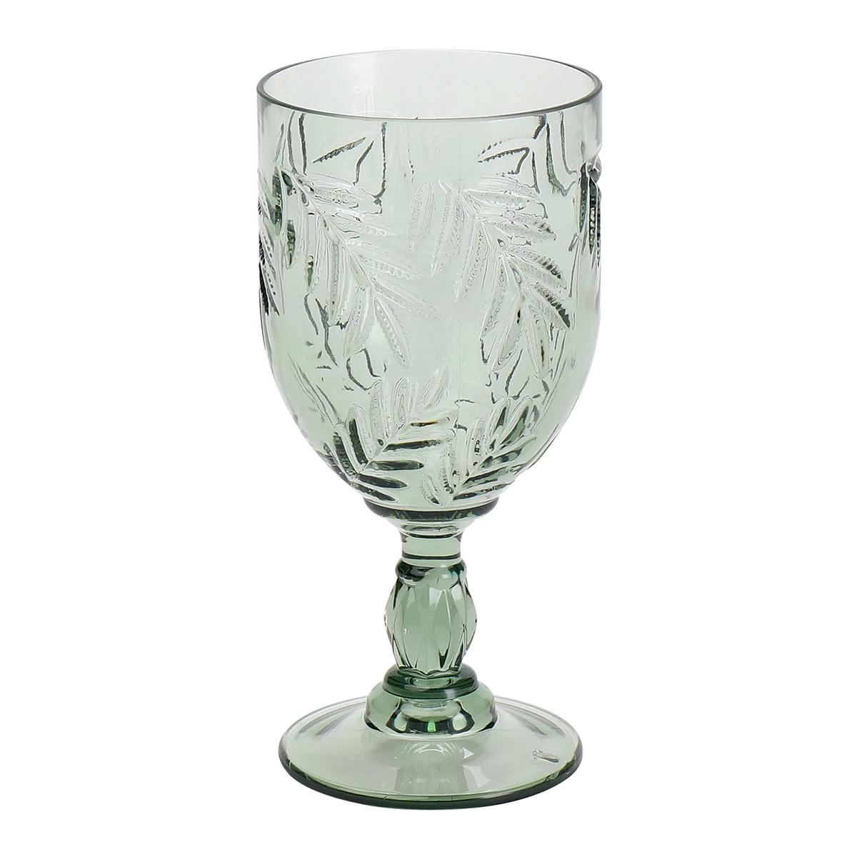 Copa de vino acrílico