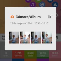 Foto 4 de 21 de la galería smartband-capturas en Xataka