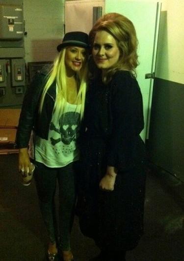Christina Aguilera en Barcelona y nosotros aquí comiéndonos los mocos