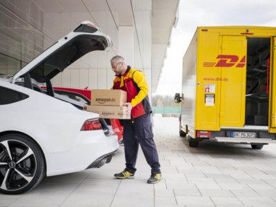 Si tienes un Audi y vives en Múnich, Amazon te lleva el paquete hasta el coche
