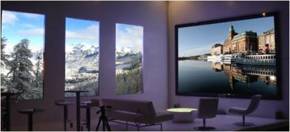 La televisión más grande del mundo, 205 pulgadas