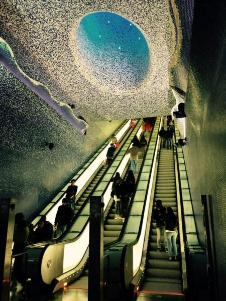Metro de Nápoles
