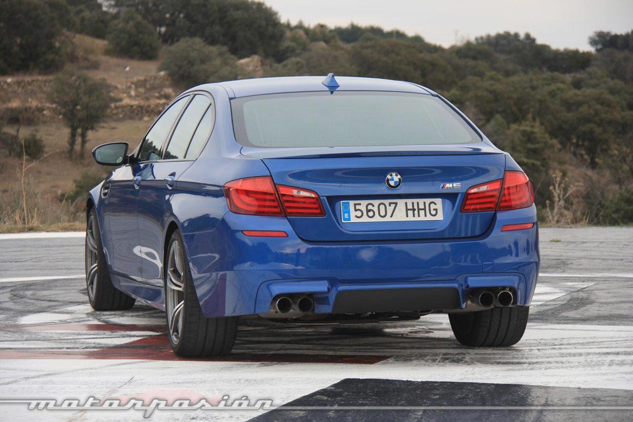 Foto de BMW M5 (Prueba) (115/136)
