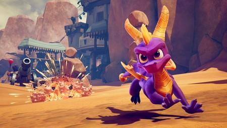 Spyro Reignited Trilogy: el héroe púrpura luce mejor que nunca en estos 12 minutos de gameplay