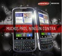 Motorola Pro disponible en Iusacell