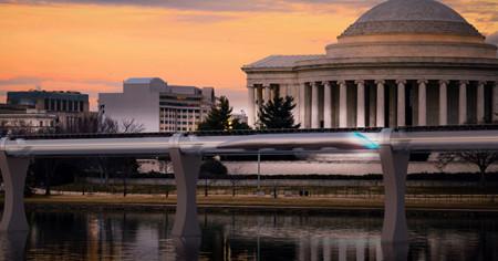 De Madrid a Barcelona en media hora. Así quiere cambiar Hyperloop nuestra forma de viajar