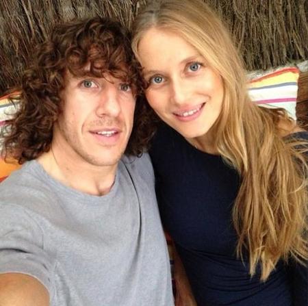 Oish, que Puyol y Vanesa Lorenzo cualquier día se nos embarazan de nuevo